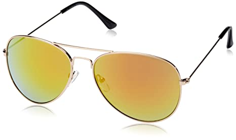 Jack & Jones Lour Sunglasses - Lunettes De Soleil - Homme - Noir (Black/J1095/02) - Taille unique (Taille fabricant: Taille Unique) MGmnrMZpX