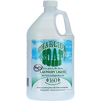 Amazon Com Charlie S Soap Fragrance Free Laundry Liquid