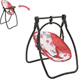 Litti Pritti Baby Alive 2-IN-1 Swing and High Chair
