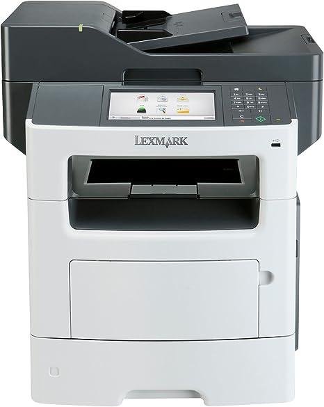 Amazon.com: Lexmark MX611de MX611 35S6701 - Escáner de fax ...