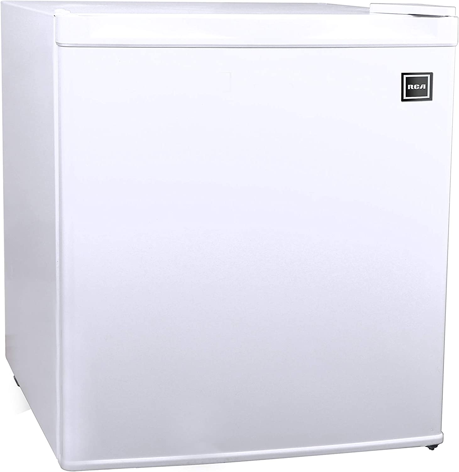RCA RFRF110 Vertical Upright Freezer, 1.1 cu. ft, White