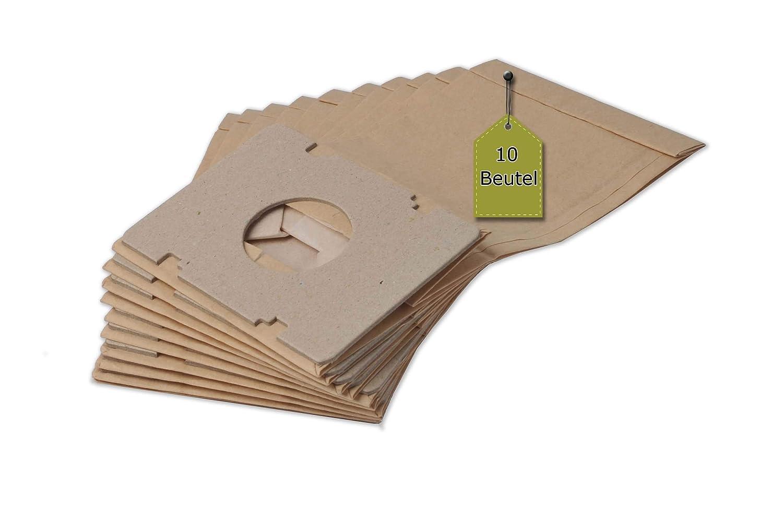 10x Staubsaugerbeutel Papier für Bosch Grösse K Bosch K Bosch Typ K