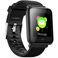 """DHAO Smart Watch Fitness Tracker with Heart Rate Monitor Activity Tracker with 1.3"""" TFT HD Screen IP67 Waterproof…"""
