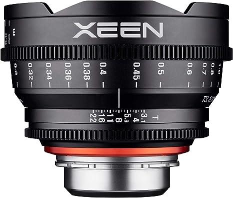 Xeen 15014t3 1se T3 1 Cine Objektiv E Anschluss 14 Mm Kamera