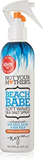 product image for Not Your Mother's Beach Babe Soft Waves Sea Salt Spray, Tropical Banana Scent - 8 Ounce