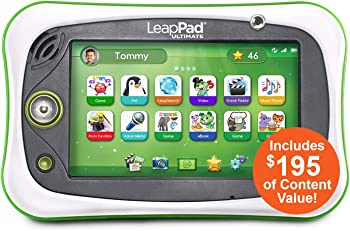 LeapFrog LeapPad Ultimate Ready for School Learning Tablet