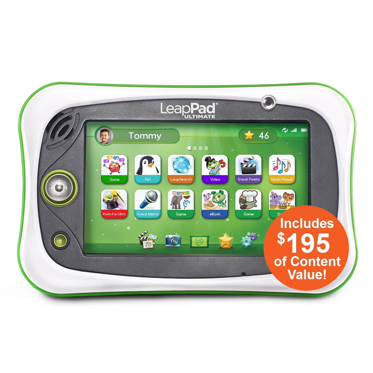 Amazon.com deals on LeapFrog LeapPad Ultimate Ready for School Tablet