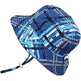 Jan & Jul 50+ UPF Bucket Sun Hat, Size Adjustable Aqua Dry
