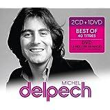 Michel Delpech: Best of (2CD + DVD)