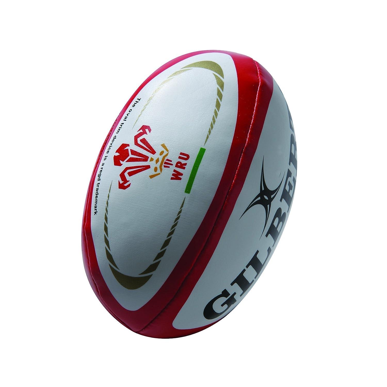 Gilbert - Pelota de Rugby Unisex, Talla única: Amazon.es: Deportes ...