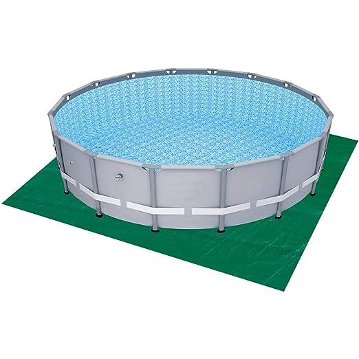 Family-Pool-Set - Marco de acero para piscina, 40, 64 x 121, 92 cm ...