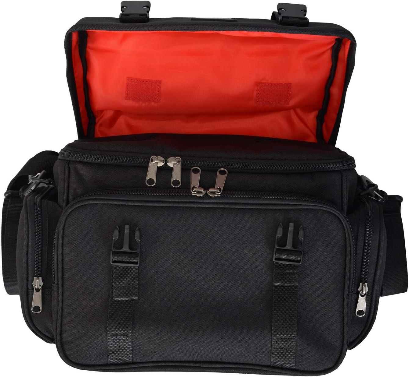 12.6 x 9.8 x 5.9 XSY Unisex DSLR Camera Bag Women Men SLR Shoulder Sling Messenger Small K11S