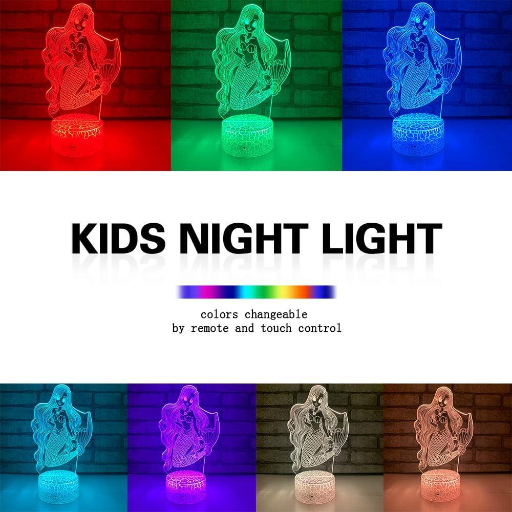 Amazon.com: eTongtop Luz nocturna para niños, lámpara de ...