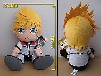 Kingdom Hearts Peluche Roxas 30cm