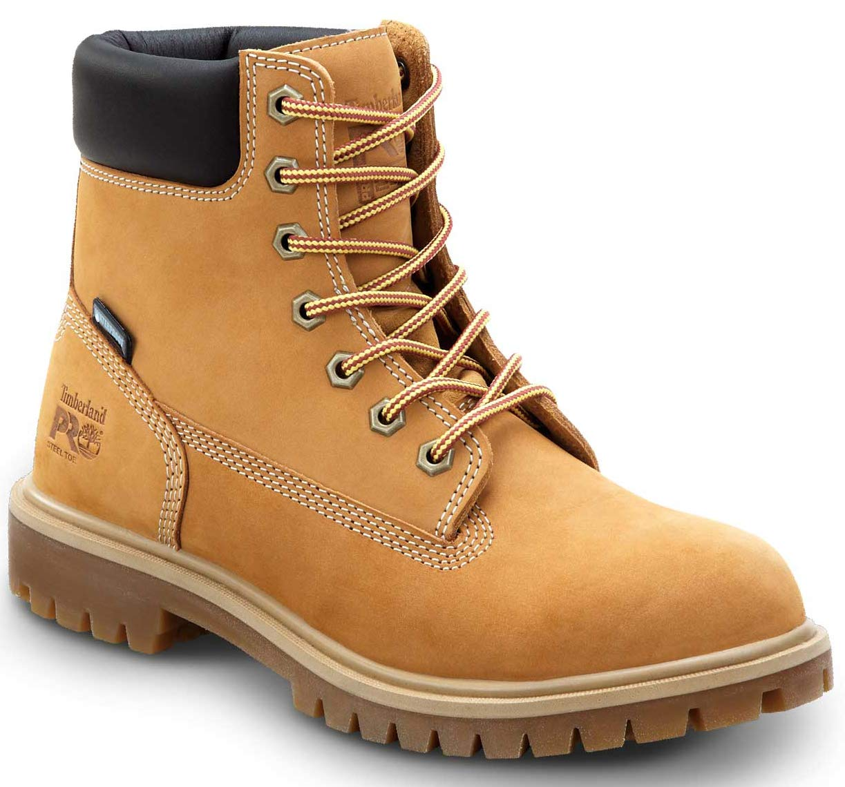 Timberland PRO 6-inch Direct Attach Women's Steel Toe Boot (7.5 M) by Timberland PRO