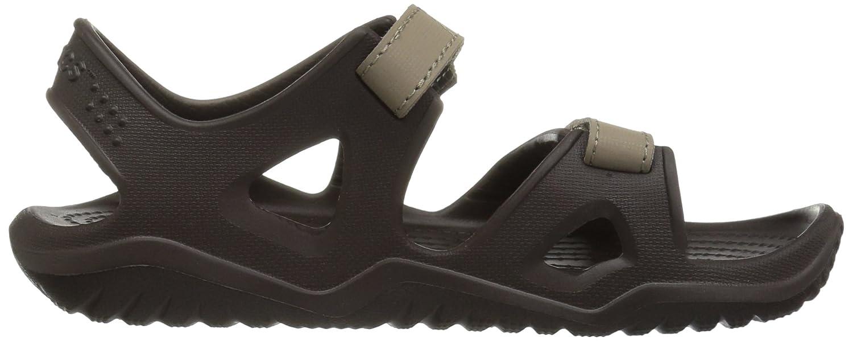 Crocs Baby-Boys Swiftwater River Sandal K Flat Sandal