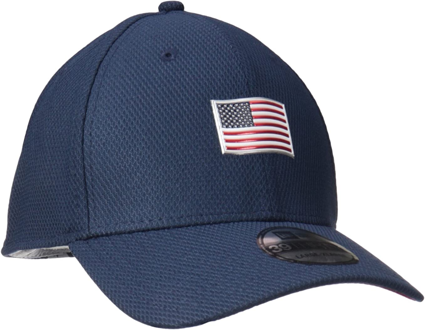 New New Era 39Thirty American Flag Fitted CAMO Hat//Cap Free Shipping