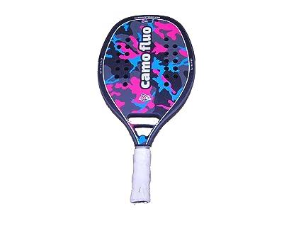 Raqueta Beach Tennis Racket MBT Camo Fluo