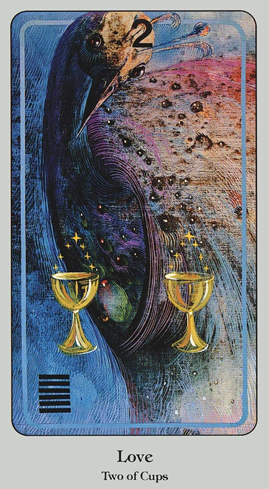US Games Haindl Tarot Deck by US Games (Image #4)
