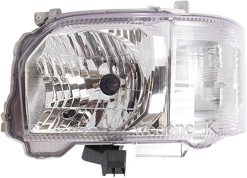 Tail Lamp Light Chrome Cover Trim 2 Pc Toyota Hiace Commuter Van 2005-2012 13