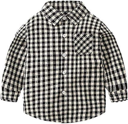 Aeromdale - Camisa de manga larga para niño (3 a 8 años ...