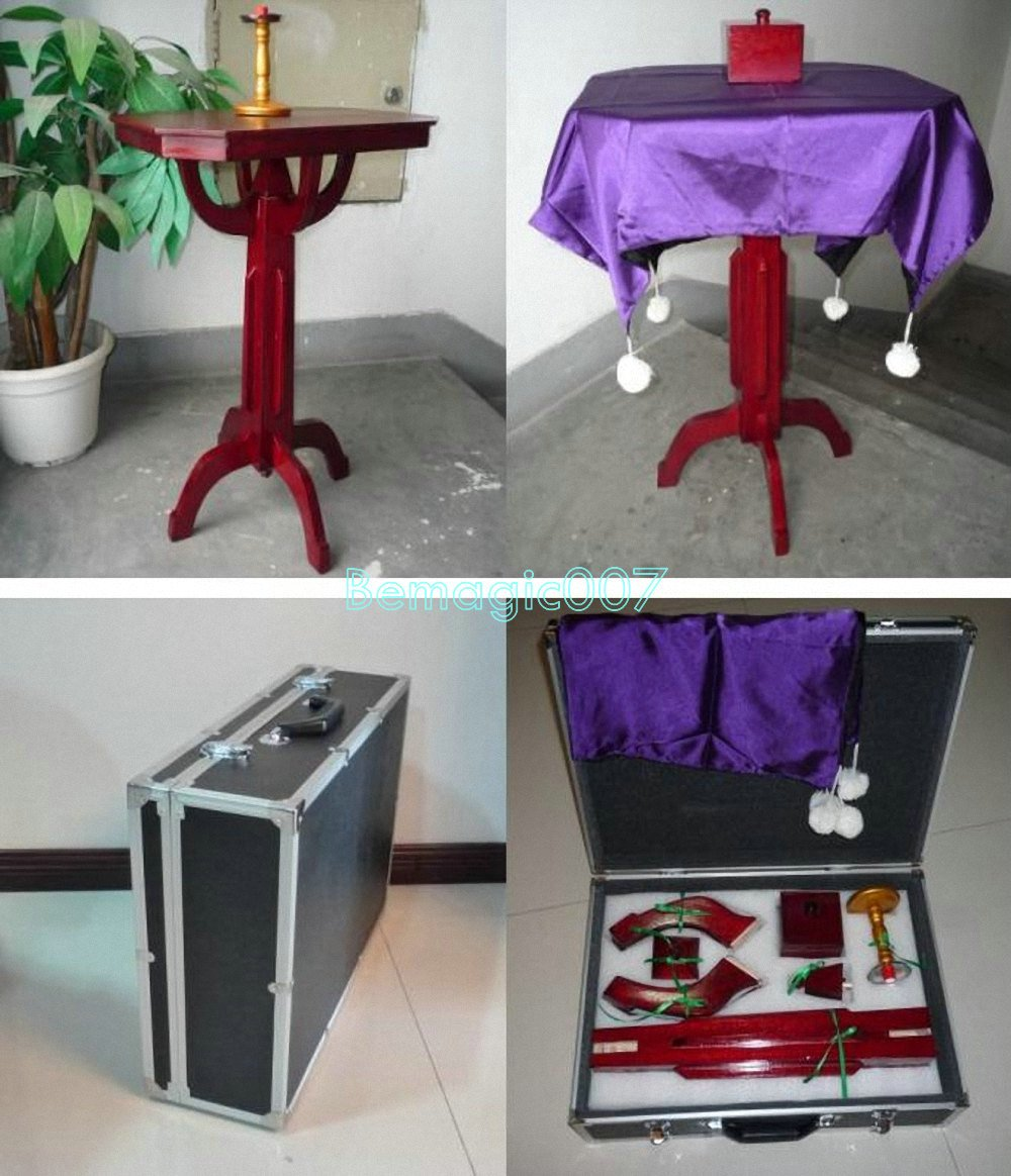 Floating Table Style big style - Stage Magic Tricks