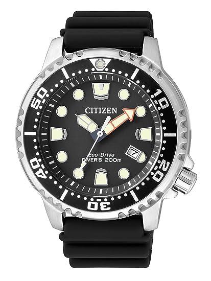 ca3888ff1fbe Citizen Reloj Analógico para Hombre de Cuarzo con Correa en Poliuretano  BN0150-10E  Amazon.es  Relojes