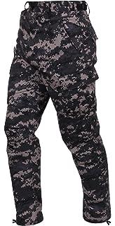 Amazon.com  Tru-Spec Men s BDU Pants Navy Digital CAMO - Small ... a91f12b587