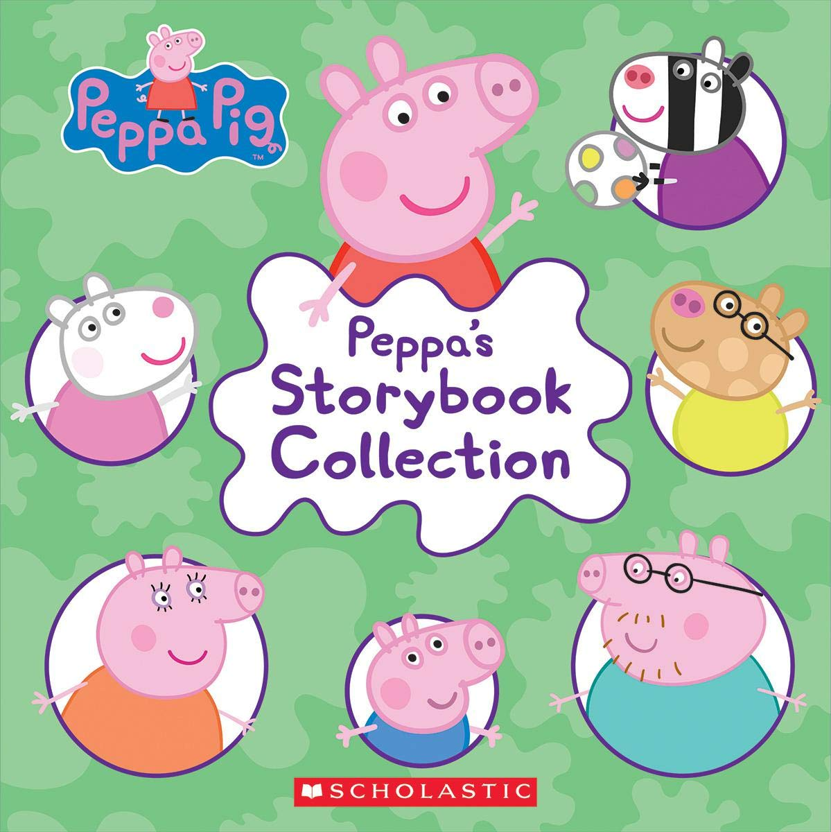 Peppa's Storybook Collection  Peppa Pig