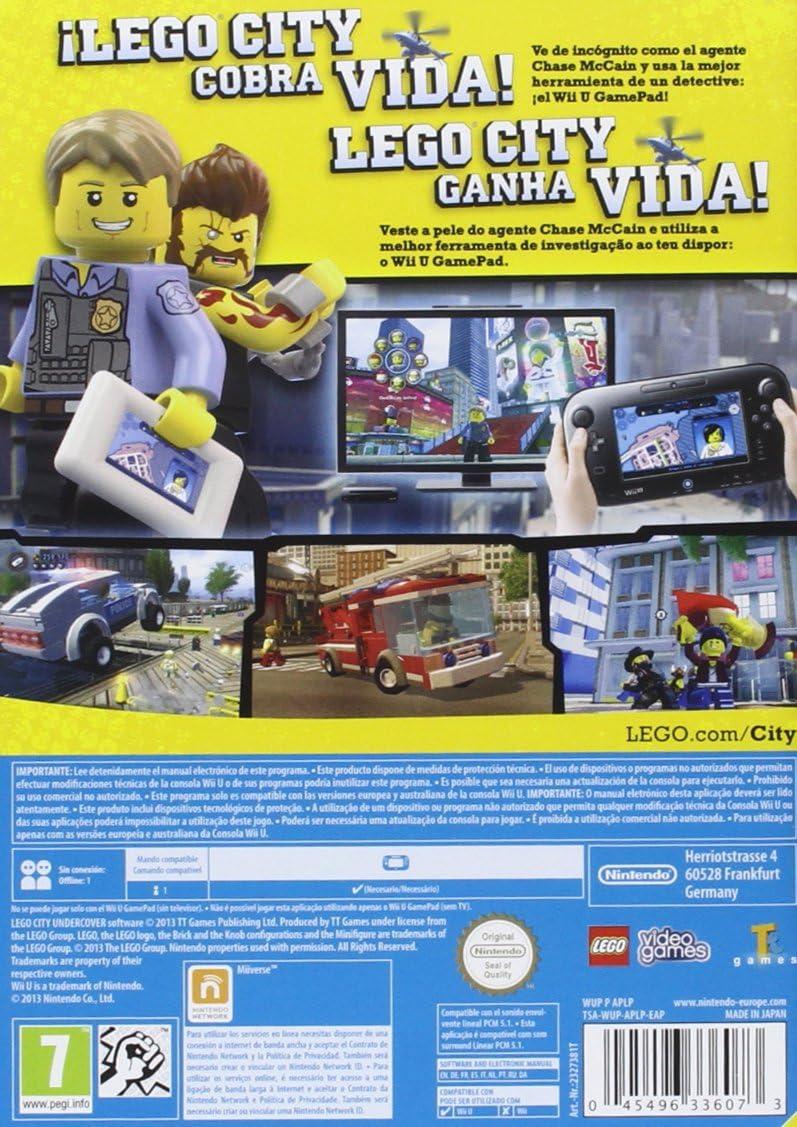 LEGO City: Undercover: Amazon.es: Videojuegos