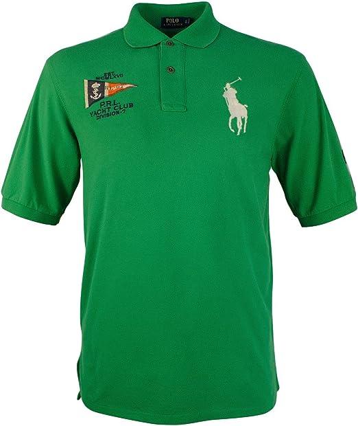 Polo Ralph Lauren Men/'s Big /& Tall Classic Fit Shirt Color:Blue MSRP 125 $