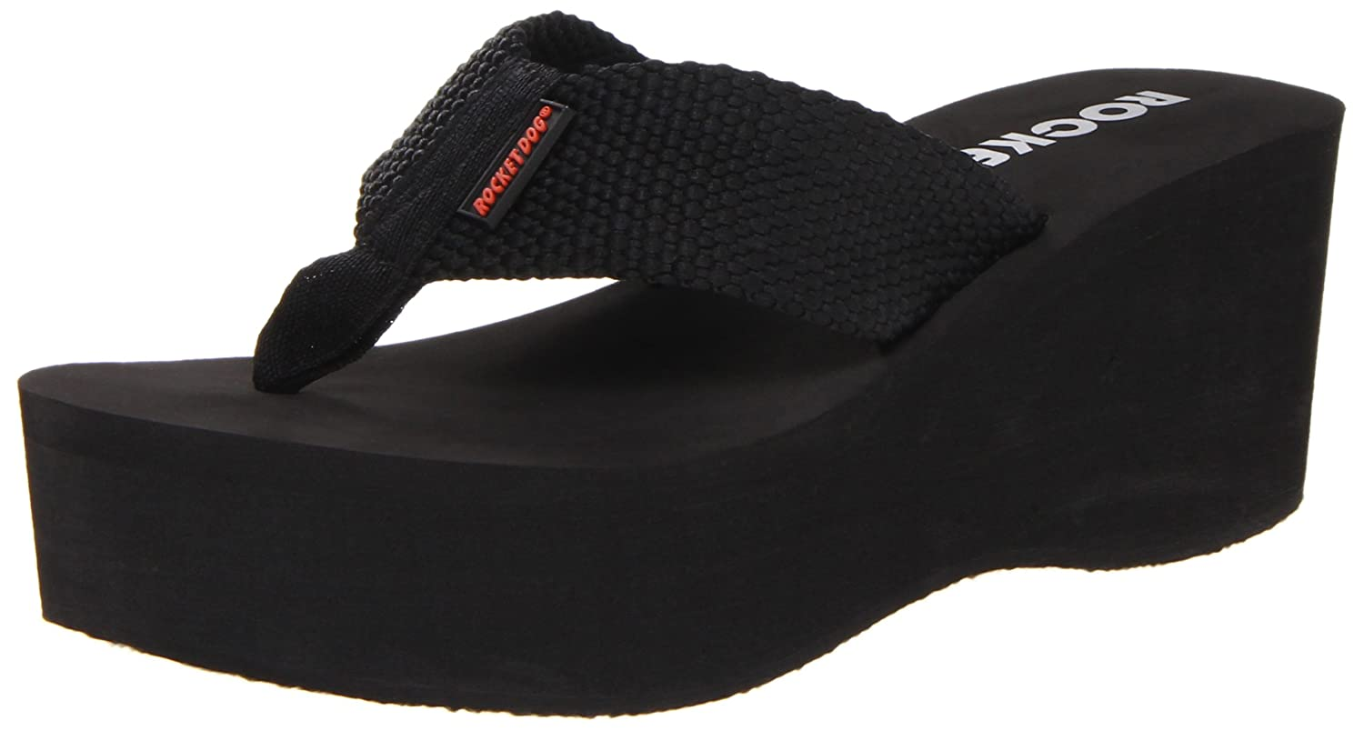 Rocket Dog Women's Crush Webbing Wedge Sandal