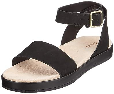 8850c0f0 Amazon.com   CLARKS Botanic Ivy Womens Sandals 7.5 B(M) US Women ...