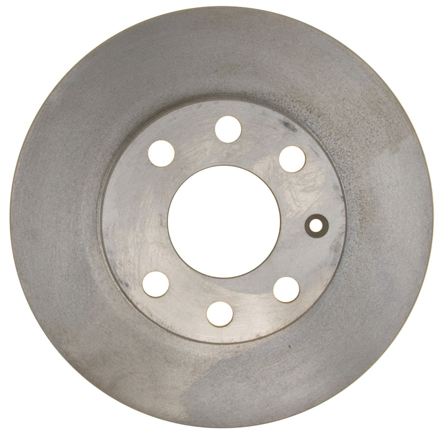 ACDelco 18A435A Advantage Non-Coated Front Disc Brake Rotor