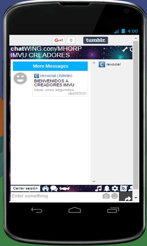 Imvu Messages
