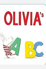 Olivia's ABC Board book