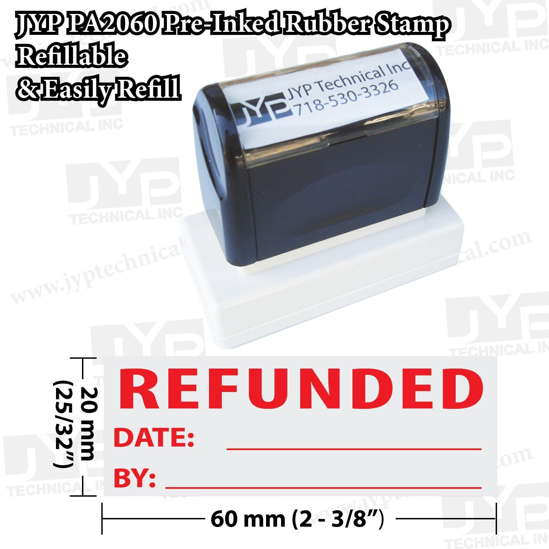 New New New  jyp PA2060 voreingefärbter Stempel W. erstattet und date-by B018N3W73S   Attraktive Mode  ce30c6