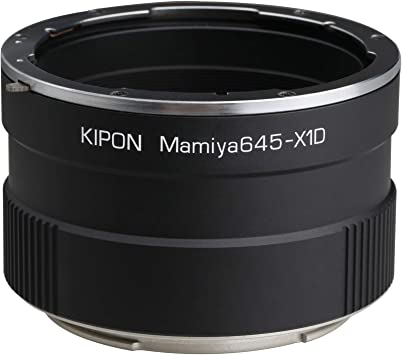 Kipon Adapter Hasselblad Mount Lens to Hasselblad X1D Camera