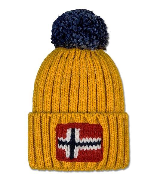 Immagine non disponibile per. Colore  Cappello Napapijri Semiury (Giallo  (Y34 Cornmeal)) 2c9a09d4351e