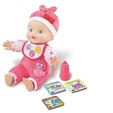 VTech 80-153904 - Little Love, Lara lernt Sprechen, Elektronisches Spielzeug