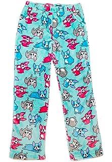 Fuzzy Wear Fuzzy Fleece Plush Pajama Pants