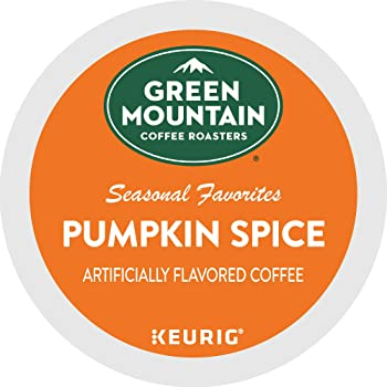 Green Mountain Pumpkin Spice Flavored Coffee