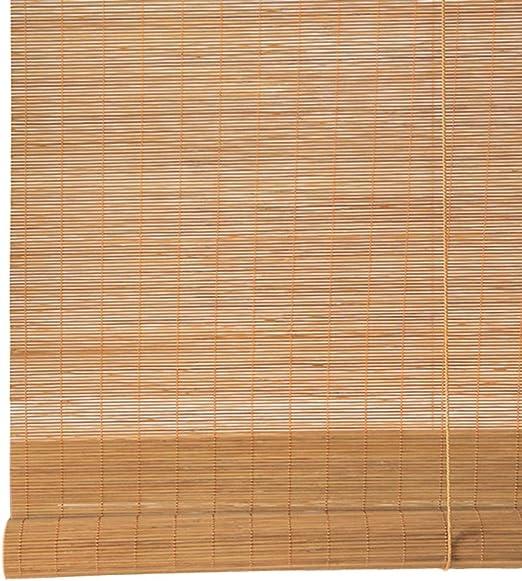 LXLA - Persiana Enrollable Grande de bambú for Exteriores ...