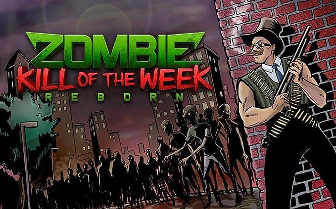 Zombie Kill of the Week - Reborn [Online Game Code]: Amazon co uk