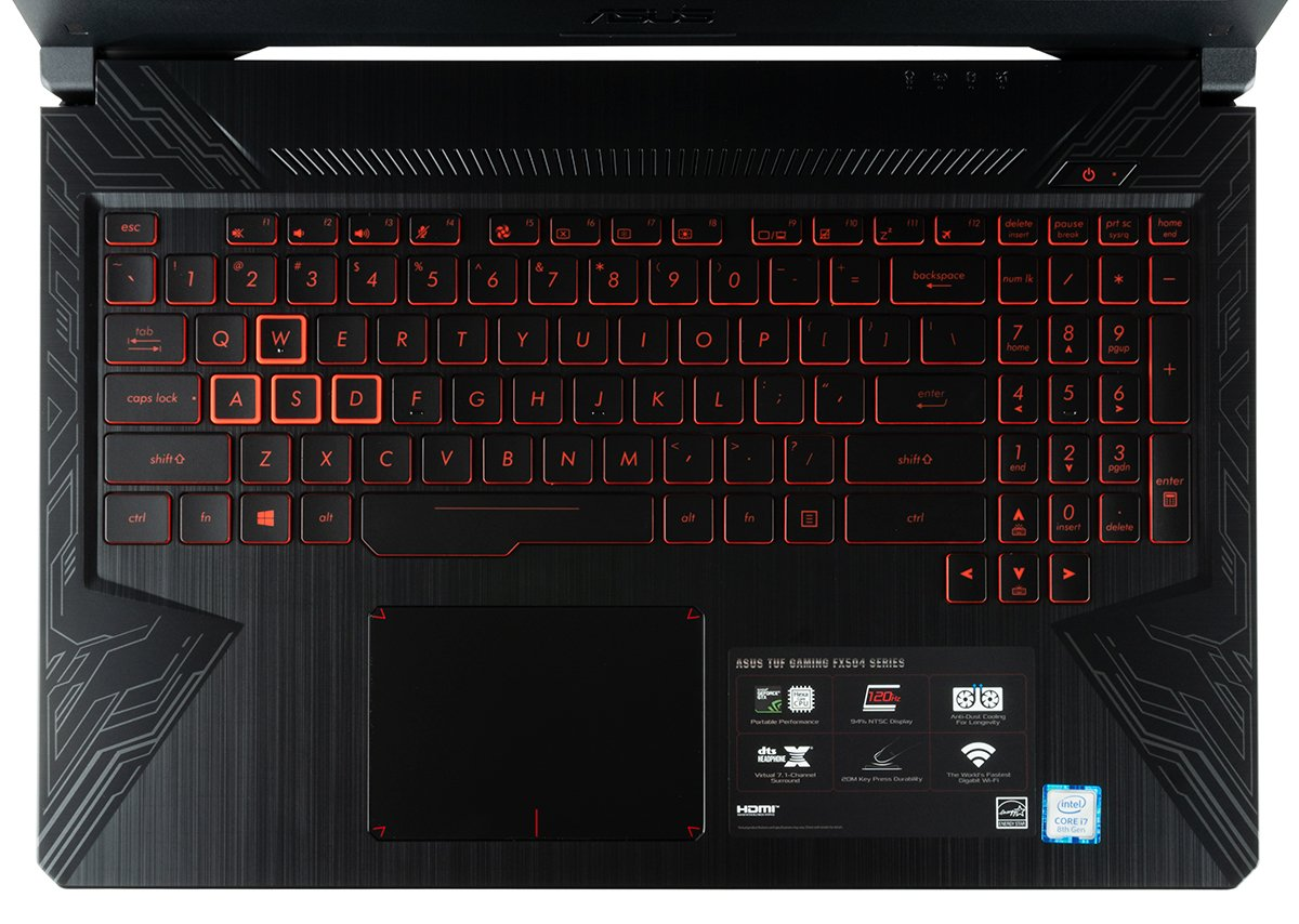 Cuk Tuf Fx504gm Gaming Laptop Intel I7 8750h 16gb Ram Asus I5 8300h 8gb 128gb 1tb Sshd Gtx1060 6gb W10 480gb Ssd Nvidia Gtx 1060 156 Full Hd 120hz 3ms Windows 10 Powerful Gamers