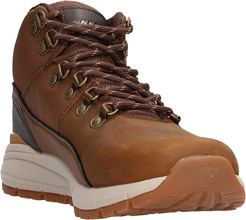 Skechers Merix Sneaker Marrone da Uomo 66180 CDB: Amazon.it