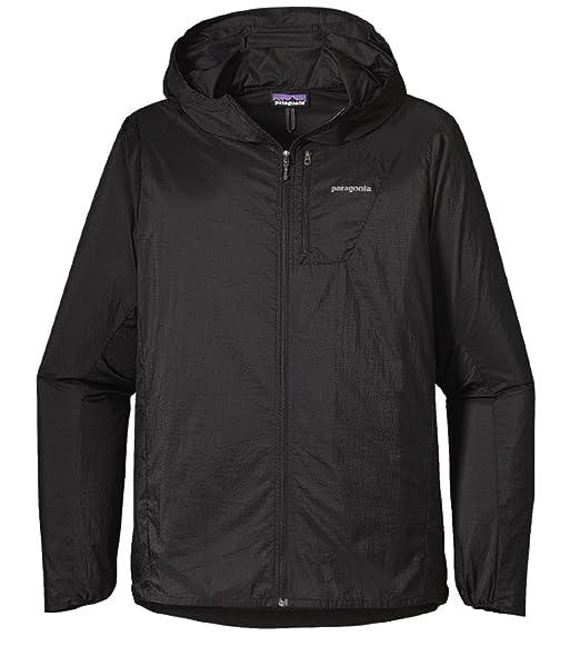9a977a821b21 Amazon   patagonia(パタゴニア) W's Houdini Jkt Black XSサイズ   アウトドア コート・ジャケット 通販