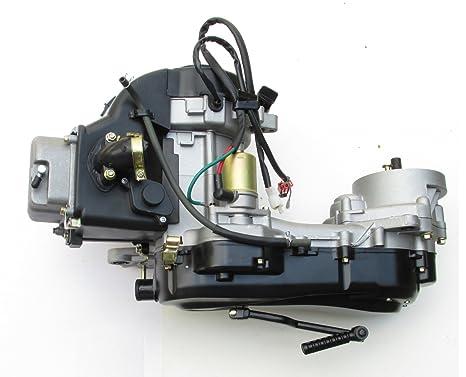 Marca nueva GY6 50 cc 4 tiempos motor de corto caso 1p39qmb Scooter paz Jonway ciclomotor
