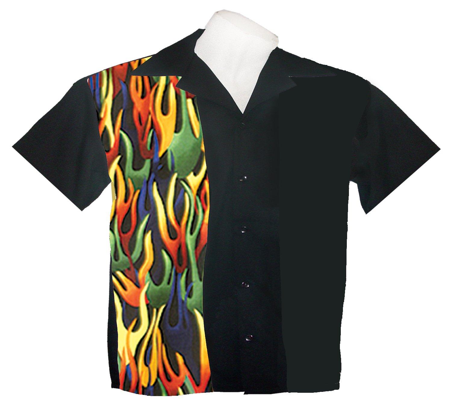 Tutti Boys Bowling Shirts Children Sizes Small 2T-3T Yrs, Medium 4-5 Yrs, Large 6-7 Yrs (Small 2T-3T Yrs) by Tutti