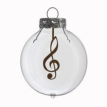 Anh/änger Violinschl/üssel Notenschl/üssel gold Sch/önes Geschenk f/ür Musiker